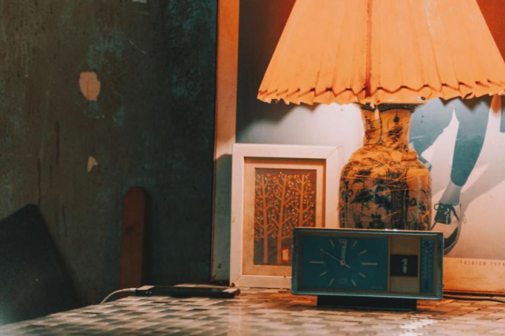 de gamle retro lamper